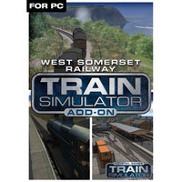 Dovetail Games Train Simulator Add-On - West Somerset Railway (PC)(Digital Download)