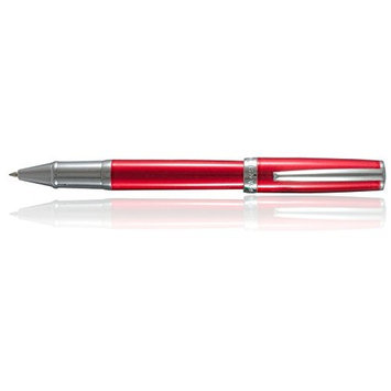 Waterford Marquis Versa Rollerball Pen Red
