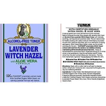 Thayers Natural Remedies Witch Hazel Lavendar - Alcohol Free 12 fl oz (355 ml) Liquid