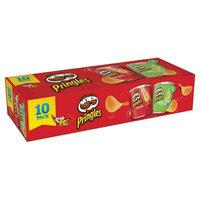 Pringles® Grab & Go 2-Flavor Variety Pack (Org, Sco) Chips