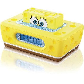 SpongeBob SquarePants Clock it Alarm Clock - MEMCORP INC.