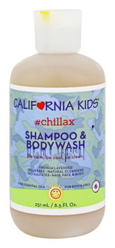 California Kids - Shampoo & Bodywash Chillax - 8.5 oz.