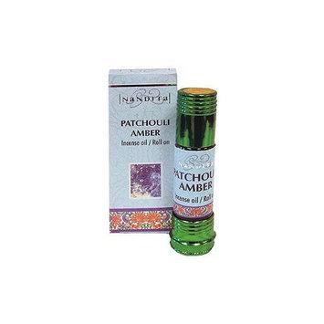 Patchouli Amber Incense Oil - Nandita