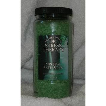 Village Naturals Therapy Restless Nights Mineral Bath Soak 20oz