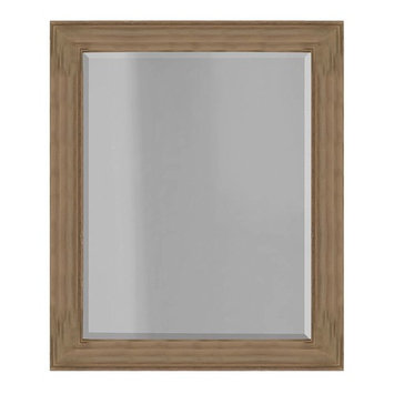 Belle Maison Traditional Wall Mirror