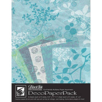 Graphic Products Deco Paper Pack By Black Ink Papers