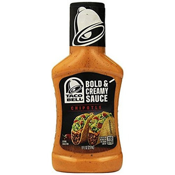 Taco Bell Chiptole Sauce 8 Ounce (pack of 2)