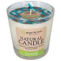 Natural Candle Coco Mojito
