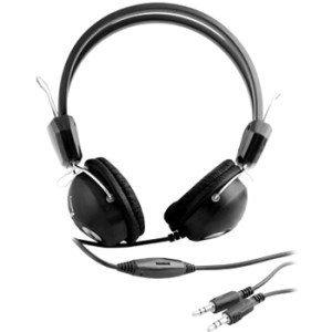 Urban Factory Crazy Headphones for PC - Black