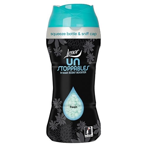 Lenor Unstoppables Fresh In-Wash Scent Booster Beads, 375 g- by Lenor
