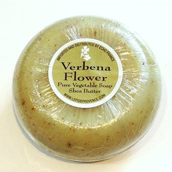 Soap - 150g Round Bar - Verbena Flower by L'epi de Provence