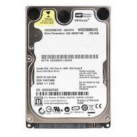 Western Digital Scorpio WD2500BEVE 250GB Internal Hard Drive - Bulk