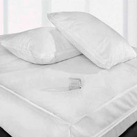 PermaShield Bed Bug and Dust Mite Control Waterproof Polypropylene Basic Bed Protector Set