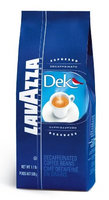 Lavazza Dek Decaf Coffee Beans - 1.1 lb.