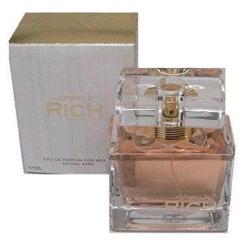 Johan B Rich Eau de Parfum Spray for Women, 2.8 Ounce