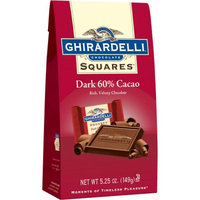 Ghirardelli Chocolate Squares, Dark 60% Cacao