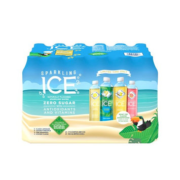 Sparkling Ice Sparkling Water Summer Variety Pack, 24 pk./17 oz.