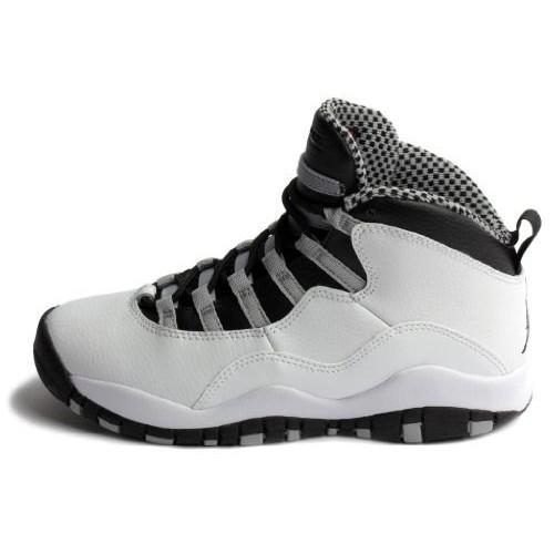 Nike Jordan Kids Air Jordan 10 Retro Bg Basketball Shoe []