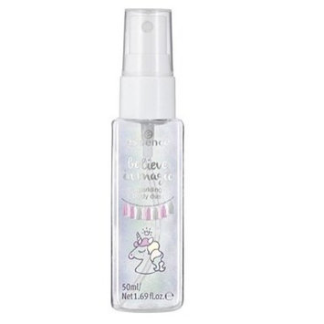 Essence Believe in Magic Sparkling Body Dust Hug the Unicorn 01 1.69oz, pack of 1