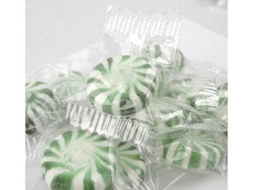 Primrose Spearmint Starlight Mints 2 pound Spearmint Star Light Mint Spearmint Hard Candy