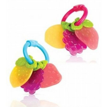 The First Year's LC23025 Learning Curve Baby Fruity Teether (4-Pack)