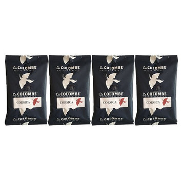 La Colombe Ground Coffee 3 oz Filter Packs - Pack of 4 (Corsica)