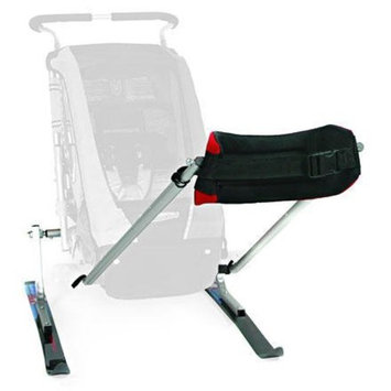 Chariot XC Skiing Kit for CTS Carriers: Cheetah 1, 2/Cougar 1, 2 (2003 or newer)/CX 1, 2 (2005 only)/Corsaire 1, 2