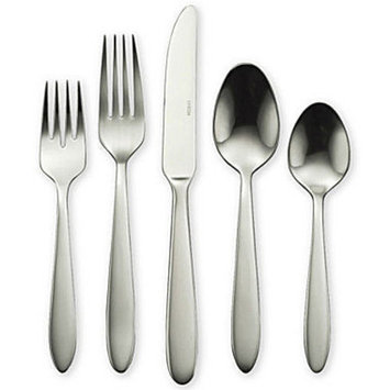 Oneida Mooncrest Flatware Set, 45 Piece