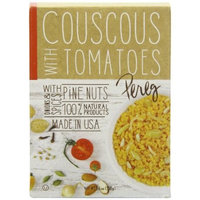 Pereg Gourmet Tomato Couscous with Pine nuts and Almonds, 5.6 Ounce