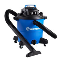 Cleva North America, Inc Vacmaster 12 Gallon Wet/Dry Vacuum, Model VOC1210PF