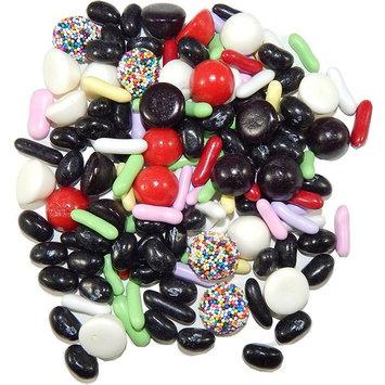 Jelly Belly Bridge Mix | Licorice Bridge Mix 5 Pound (80 OZ)