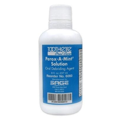 Mouthwash Perox-A-Mint? 8 oz. Mint Flavor 8 Pack