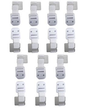 Safety 1st Furniture Wall Straps - 14 pack