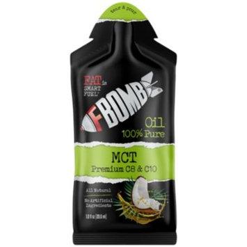 F Bomb Oil - MCT (10 Box) by FBomb at the Vitamin Shoppe