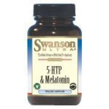 Swanson 5-Htp & Melatonin 30 Veg Capsules
