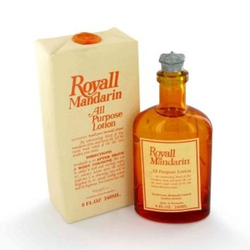 Royal Fragrances Royall Mandarin Men All Purpose Lotion, 4 Ounce