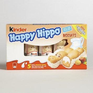 Kinder Happy Hippo Hazelnut Biscuits 3.62 Oz.