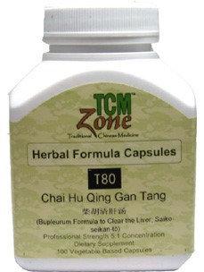 Chai Hu Qing Gan Tang 100 vcaps by TCMzone