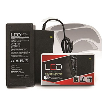Gelish Compatible 18g Power Adapter Led Light