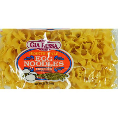 John Zidian Co Gia Russa Hearth Egg Noodles, 12 oz