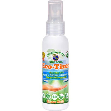 Greenerways Organic - Eco-Tizer On-the-Go Surface Cleaner - 2 oz.