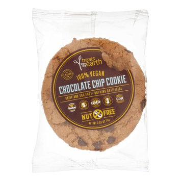 Treats From The Earth Nut-Free Chocolate Chip Cookie, 2.6 Oz