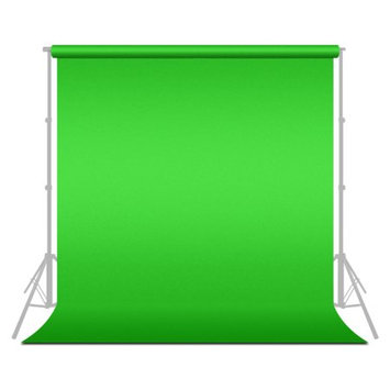 Limo Studio LimoStudio 9 x 13ft Green Fabricated Chromakey Backdrop Background Screen for Photo / Video Photography Studio, LIWA33
