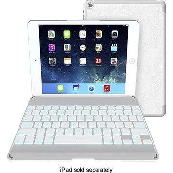 ZAGG Keyboard/Cover Case (Folio) for iPad mini - White