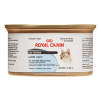 Royal Canin Feline Health Nutrition Ultralight Loaf in Sauce Canned Cat Food