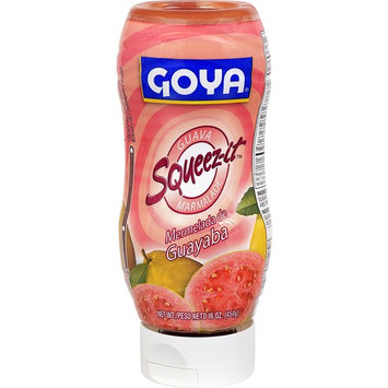 Goya Foods Guava Marmalade Squeeze, 16 Ounce