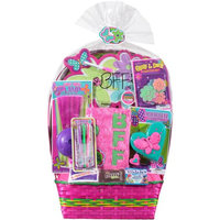 BFF Easter Basket with Toys and Assorted Candies, 9 pc