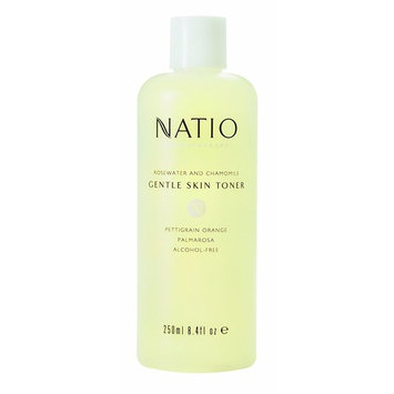 Natio Aromatherapy Rosewater and Chamomile Gentle Skin Toner 250ml