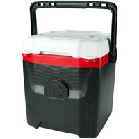 Igloo Products Igloo 12-Quart Quantum Cooler, Black/Red