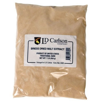 Briess Dried Malt Extract- Traditional Dark- 3 Lb.
